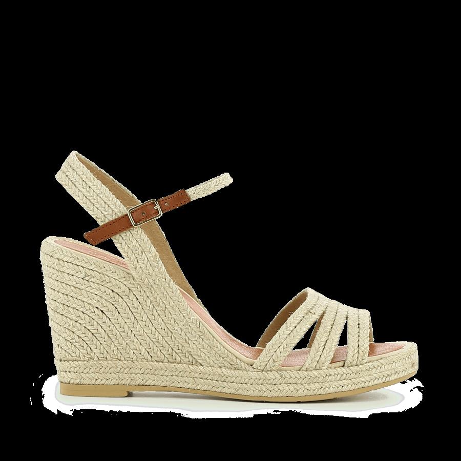 Sandales compensées 49-55-324